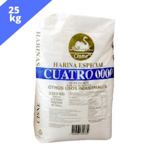 Harina cuatro Ceros - Cisne