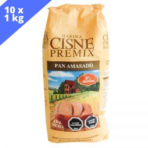 Premix Pan Amasado - Harinas Cisne